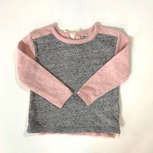 Oshkosh B'Gosh Toddler Girl Bow Sweatshirt